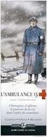 Marque Page BD Edition GRAND ANGLE Par MOUNIER Pour AMBULANCE 13 - Marque-pages