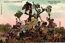 CARNAVAL DE NICE XXXIX - MIDINETTES ET MINUINETTES - Carnaval