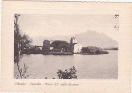 M027  SABAUDIA LATINA SANTUARIO MARIA SS DELLA SORRESCA 1950 CIRCA - Latina