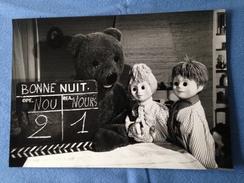 """Photo De """"Bonne Nuit Les Petits"""" Avec Nounours, Pimprenelle Et Nicolas - Célébrités"""