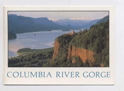 COLUMBIA RIVER GORGE - Oregon - USA - Crown Point - Etats-Unis