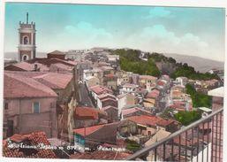 M034  ARIANO IRPINO PANORAMA 1960 CIRCA  AVELLINO - Avellino