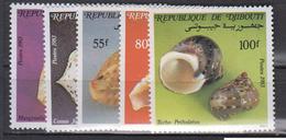DJIBOUTI       1983                N .  569 / 573        COTE     9 . 25      EUROS        ( S 235 ) - Djibouti (1977-...)