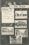 TUZLA DONJA BOSNA AND HERZEGOVINA, CP, Circulated 1906 - Bosnia Erzegovina
