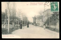 TOULOUSE  Banlieue LAFOUGUETTE Route De Seysse édition Phototypie LABOUCHE Carte RARE   FRCR00005 P - Toulouse