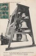 74 - ANNECY - Le Carillon De La Victoire Carillon De 29 Cloches Pour La Cathédrale De Rouen Paccard, Fondeurs - Annecy