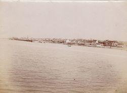 Photo Septembre 1901 ETAPLES - Une Vue (A186) - Etaples