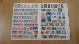 Dubletten Italien Zirka 1350 Stück - Stamps