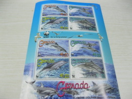 Grenada 2007 WWF Dolphin - Unused Stamps