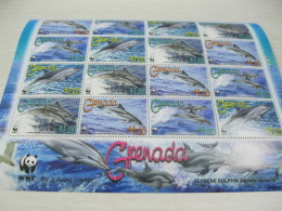 Grenada 2007 WWF Dolphin - W.W.F.