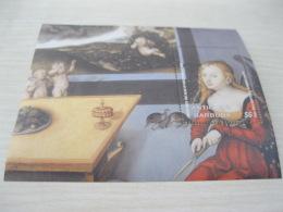 Antigua Barbua 2003 Art Cranach Painting - Antigua And Barbuda (1981-...)
