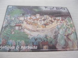 Antigua Barbua Art Painting RAOUL DUFY - Antigua And Barbuda (1981-...)