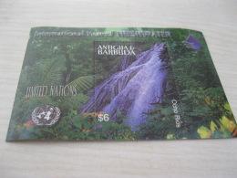Antigua Barbua International Year Of Fresh Water - Antigua And Barbuda (1981-...)