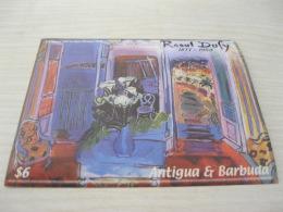 Antigua Barbua ART-PAINTINGS RAOUL DUFY - Antigua And Barbuda (1981-...)