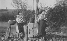 ¤¤  -  ROUMANIE   -  Femmes Au Puit    -  ¤¤ - Roumanie