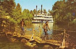 USA        183        Disneyland.The Rivers Of America - Orlando