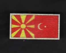 Pins / Flags Of The World / Cooperation With Macedonia - Other