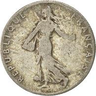 Monnaie, France, Semeuse, 50 Centimes, 1899, Paris, TB, Argent, KM 854 - France
