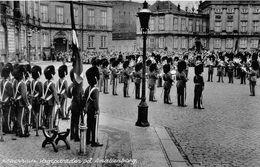 ¤¤  -  DANEMARK   -  COPENHAGUE  -  Relève De La Garde Royale Du Corp Amalienborg     -  ¤¤ - Danemark
