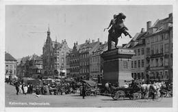 ¤¤  -  DANEMARK   -  COPENHAGUE  -  Kobenhavn  -  Hojbroplads  -  Marché     -  ¤¤ - Danemark