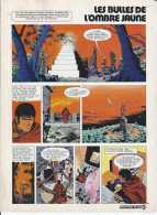 Bob Morane - Henri Vernes - Prépublication In Tintin 1977 - 25 Planches - Les 25 Dernières - TBE - Bob Morane