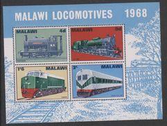 MALAWI 1968 MiN°84 Block.MNH - Malawi (1964-...)