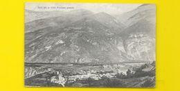 OULX Panorama Generale (Minietti) Piemonte Italie - Other Cities