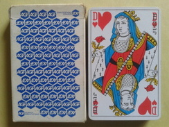 AGF Assurances. Jeu Usagé De 32 Cartes Dans Sa Boite Cartonnée - 32 Karten