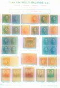 Willy Balasse 1382 - 1385 Auktion 1991 - Auktionskataloge
