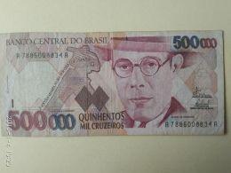 500.000 Cruzeiros 1993 - Brasile