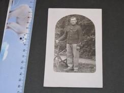 PHOTO DE COURTOIS Léopold, 2e Compagnie N°3308 - Gefangenenlager Ysendal Deutschland - 1914-18