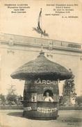 ANGERS  EXPOSITION 1900  BRASSERIE KARCHER  Souvenir Exposition 1906 ANGERS - Angers