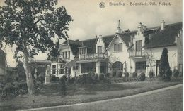 BRUXELLES - BOENDAEL : Villa Robert - RARE CPA - Cachet De La Poste 1912 - Ixelles - Elsene