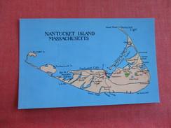 Map  Massachusetts > Nantucket  Island === Ref 2788 - Nantucket