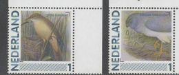 NETHERLANDS, MNH, PERSONALIZED STAMPS, BIRDS, BIRDS, OF PREY,   2v - Eagles & Birds Of Prey