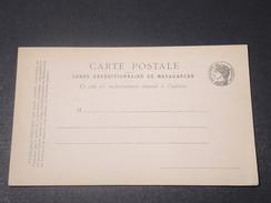 MADAGASCAR - Entier Postal Du Corps Expéditionnaire - L 11185 - Madagascar (1889-1960)