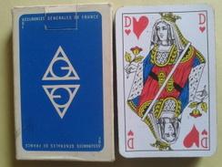 AGF Assurances Générales De France . Jeu Usagé De 32 Cartes Dans Sa Boite Cartonnée - 32 Cards