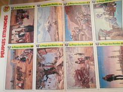 Supplément à SPIROU N° 1879 De 1974 / LES VIGNETTES PEUPLES ETRANGES : LE PAYS DES KURDES - Spirou Magazine