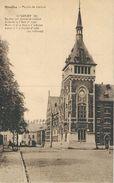 NIVELLES : Palais De Justice - Avec Couplet III - Nivelles