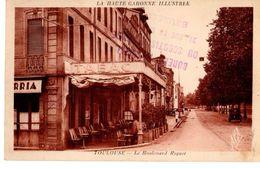 Toulouse Boulevard Riquet Café Rare - Toulouse