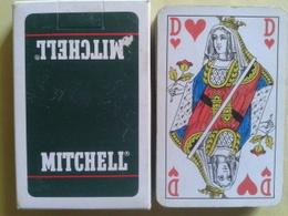 MITCHELL. Jeu Usagé De 32 Cartes Dans Sa Boite Cartonnée - 32 Kaarten