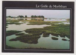 26370 Reflets  Bretagne Vannes Sene  Golfe Morbihan -Montsarac  Marée Haute (he Oui !) -RB 1202 Jos - - Autres Communes