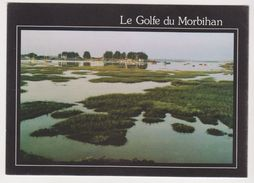 26370 Reflets  Bretagne Vannes Sene  Golfe Morbihan -Montsarac  Marée Haute (he Oui !) -RB 1202 Jos - - France