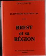 Brest Et Sa Région - Tome II Du Finistère Monumental - Le Guennec - 590 Pages Illustrées - Relié 1981 - Bretagne