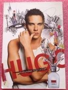 HUGO  BOSS - Perfume Cards