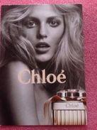 CHLOE - Perfume Cards