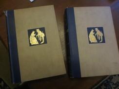 G A BECKETT  1903- Comic History Of England. Illustrated By JOHN LEECH-2 VOLUMES - - History
