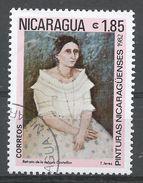 Nicaragua 1982. Scott #1171 (U) Painting By T. Jerez - Nicaragua