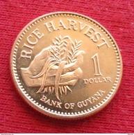 Guyana 1 $ 2002  UNCºº - Guyana