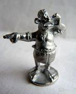 RARE FIGURINE ASTERIX HOBBY PRODUCTS 1991 Non PEINTE PIRATE BABA C 1703d - Asterix & Obelix